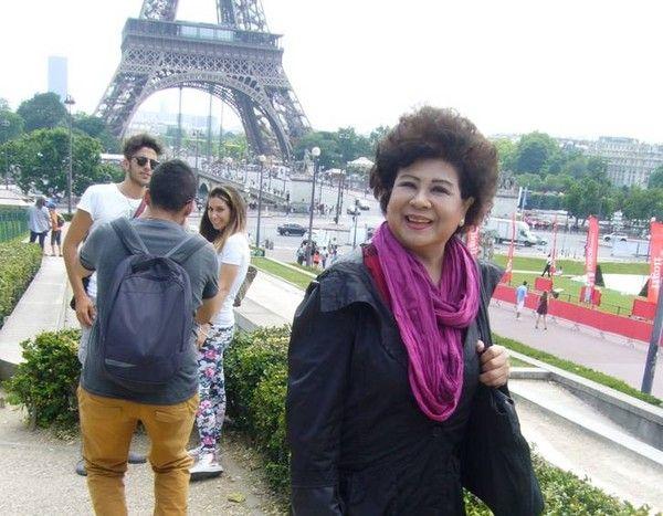 EM ĐÃ TRỞ LẠI PARIS - Kim Thành